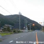 行者口バス停(阪急バス)