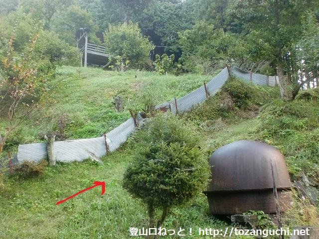 鴻応山の寺田登山口にアクセスする方法(茨木駅から路線バス)