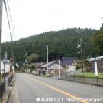 高山バス停(阪急バス)