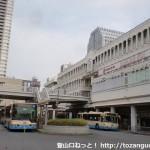 千里中央駅高速バスのりば