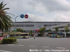 阪急電鉄の茨木市駅