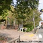 五月山公園の児童文化センター側の入口