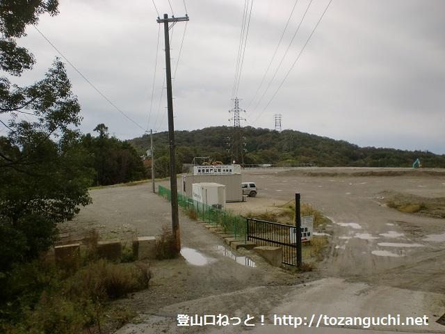 阿武山の登山口 阿武山口に高槻市営バスでアクセスする方法