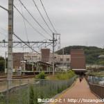 JR島本駅北口