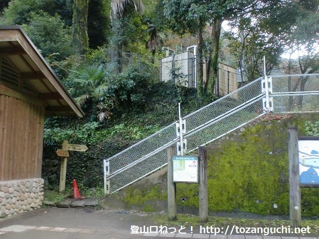 南葛城山と岩湧山の登山口 新関屋橋にアクセスする方法