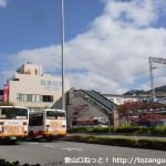 南海電鉄の河内長野駅