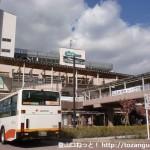 三日市町駅前バス停