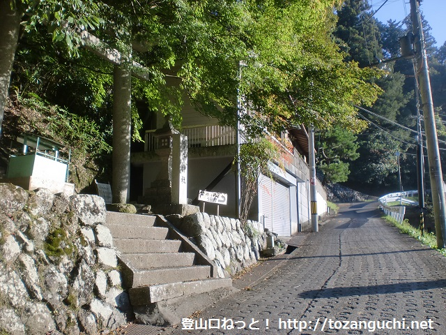 タンボ山の登山口 ブンダ谷にアクセスする方法※天見駅から歩く
