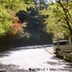 鱒釣場バス停(南海バス・金剛バス)