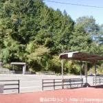 金剛山ロープウェイ前バス停(南海バス・金剛バス)
