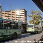 富田林駅前バス停
