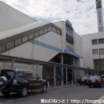 南海電鉄の貝塚駅