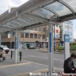 泉佐野駅前バス停