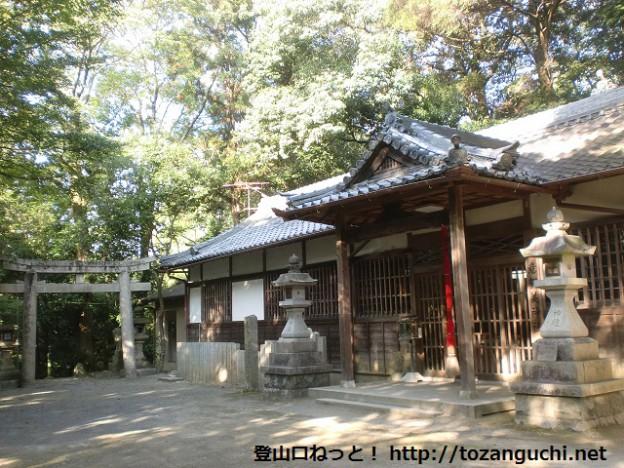 意賀美神社(岸和田市)