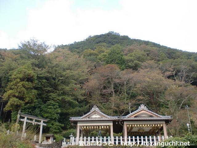 小富士山の登山口 清水地蔵尊と水呑地蔵にアクセスする方法