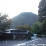 犬鳴山バス停(南海ウイングバス)