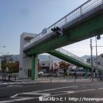 箱作駅前バス停(南海ウイングバス南部)