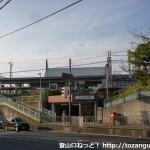南海電鉄のみさき公園駅(東口)