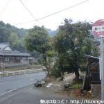 佐瀬川バス停(岬町コミュニティバス)