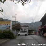 南海電鉄の加太駅