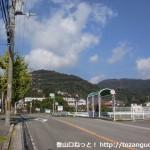 鳴滝団地バス停(和歌山バス)