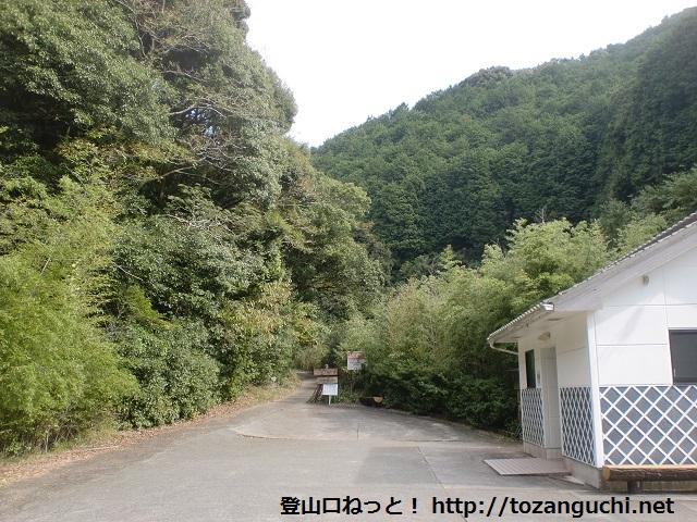 鹿ヶ瀬峠越え(熊野古道)の登り口 金魚茶屋にアクセスする方法