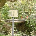 熊野古道・鹿ヶ瀬峠越えの金魚茶屋跡