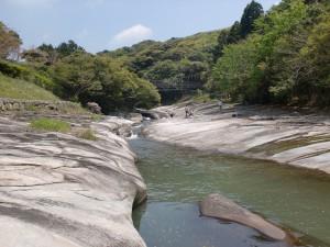 鮎もどし自然公園(対馬)の画像