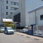 桟橋バス停(対馬・厳原港フェリーターミナル前)の画像