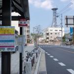 厳原バス停(ティアラ前)の画像
