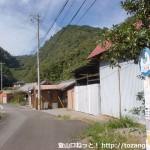 山野公園バス停(日高川町コミュニティバス)