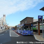 田辺駅前バス停