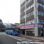田辺駅前高速バスのりば