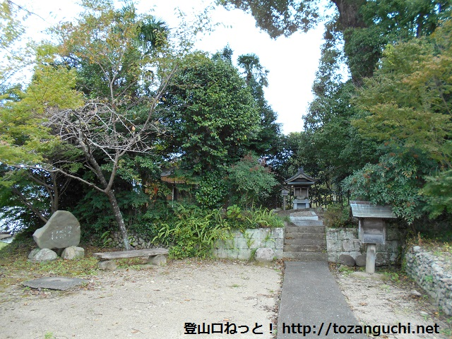 一ノ瀬王子跡(熊野古道)に路線バスでアクセスする方法