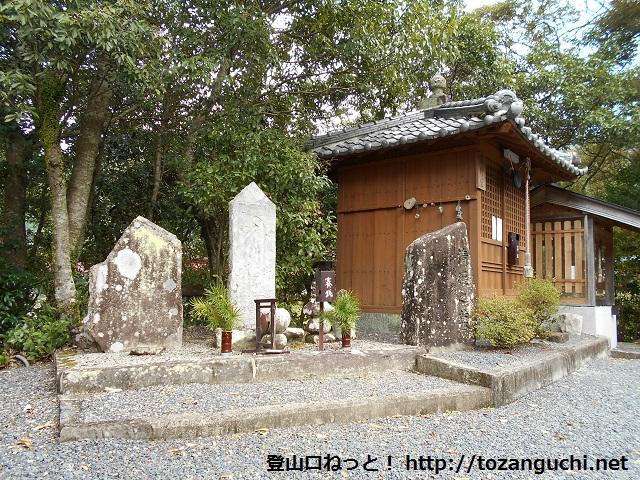 清姫の墓(熊野古道)に路線バスでアクセスする方法