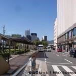 広島駅南口(降車専用)バス停