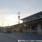 JR忠海駅(JR呉線)