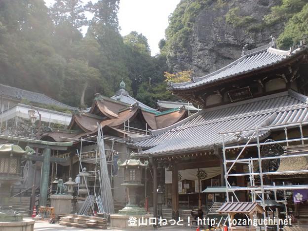 宝山寺(生駒山)