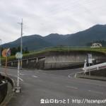 高天口バス停(御所市コミュニティバス)