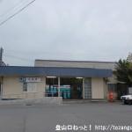 JR五条駅