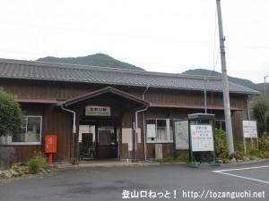 近鉄の吉野口駅