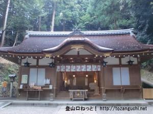 狭井神社(大神神社・三輪山登山口)