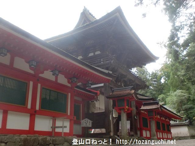 山辺の道の登山口 天理の石上神宮にアクセスする方法