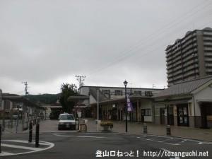 近鉄の榛原駅