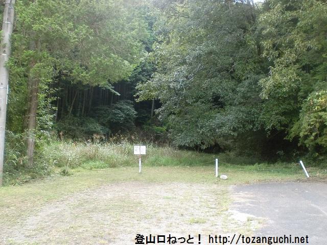 井足岳・伊那佐山の登山口 船尾にアクセスする方法