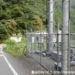 滝川口バス停(奈良交通)