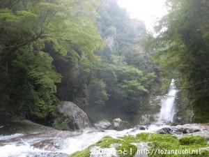 笹の滝(十津川村奥里)