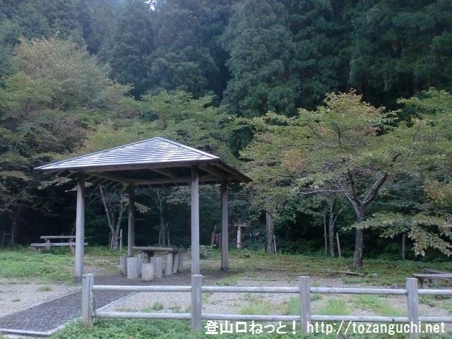 大天井ヶ岳の登山口 洞川温泉と五番関にアクセスする方法