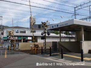 近鉄堅下駅