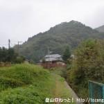梅ノ木平の南側の関東ふれあいの道